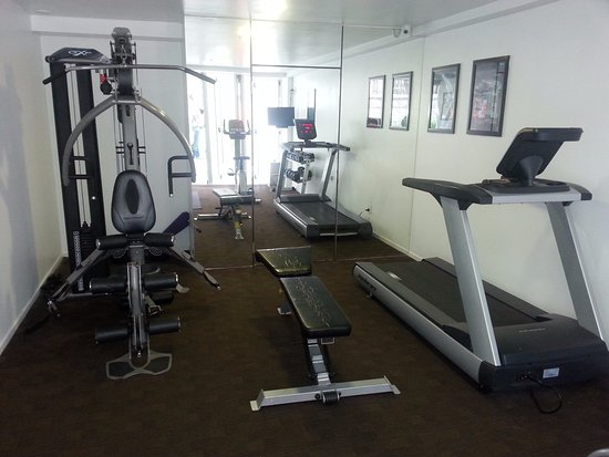 The Quadrant Hotel and Suites Auckland: Gym