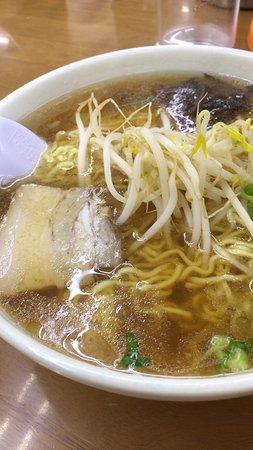 Inoyoshi: 醤油ラーメン