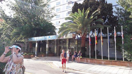 HSM Atlantic Park: Отель