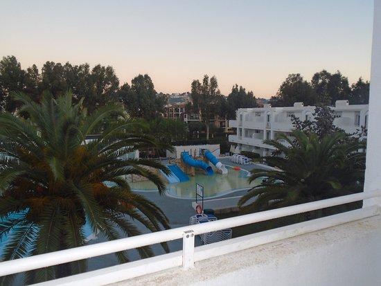 Jutlandia Family Resort: View from top floor