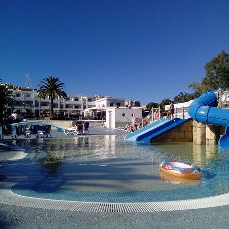 Jutlandia Family Resort: Kids pool