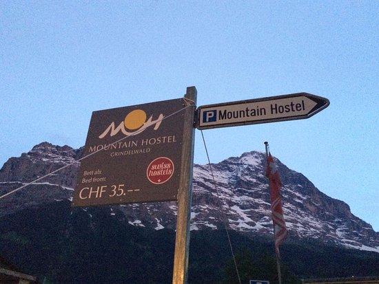 Foto de Mountain Hostel Grindelwald