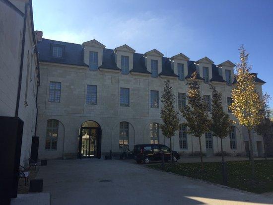 picture of fontevraud l 39 hotel fontevraud l 39 abbaye tripadvisor. Black Bedroom Furniture Sets. Home Design Ideas