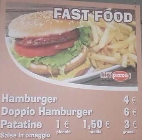 big pizza hektor fastfood