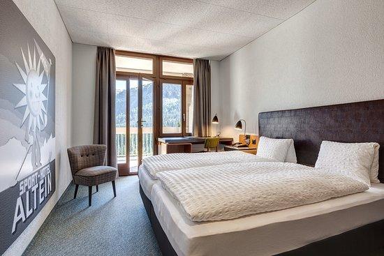 Hotel Altein, Südzimmer