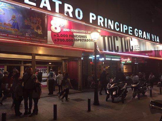 Teatro Principe Gran Via