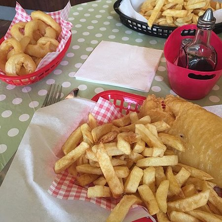 Mothertown fish chips gluten free stoke on trent for Gluten free fish and chips