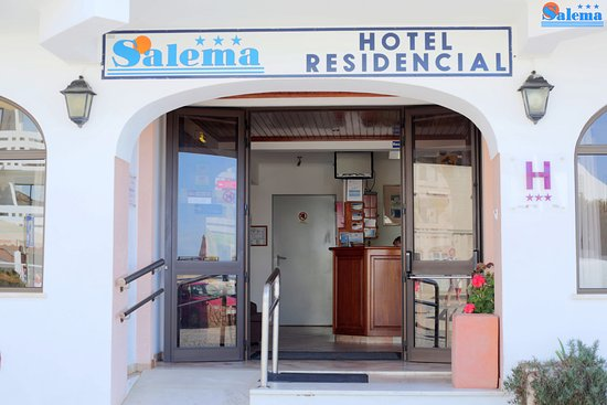 Hotel Residencial Salema