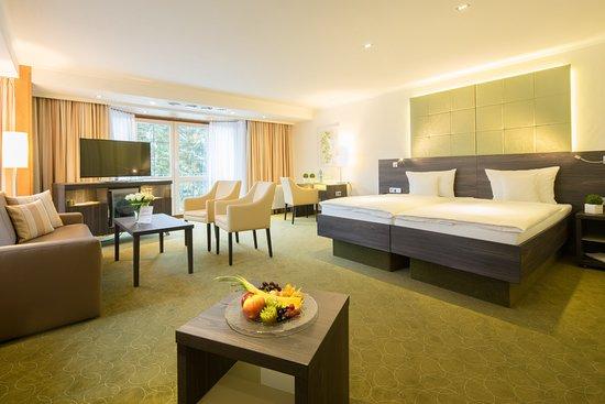Ringhotel Celler Tor : Deluxe Zimmer, klimatisiert