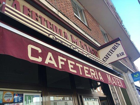 Cafetería Matey