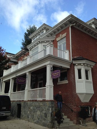Woodley Park Guest House: November 2015 stay
