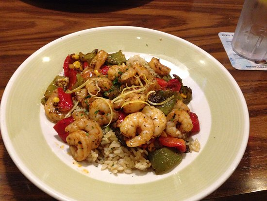 99 Restaurants Shrimp Stir Fry Cajun