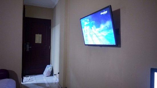 Hotel Menteng I: y buena tele