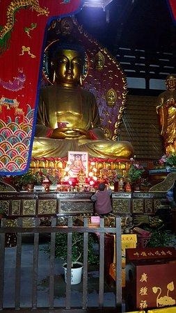 Shaoxing Keyan Mountain : Будда внутри харама