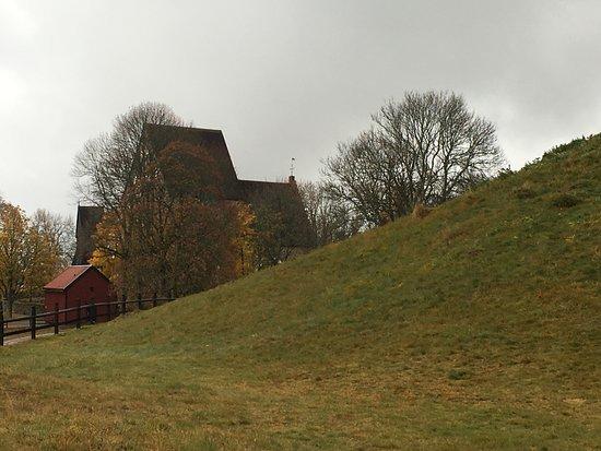 Ουψάλα, Σουηδία: Gamla Uppsala