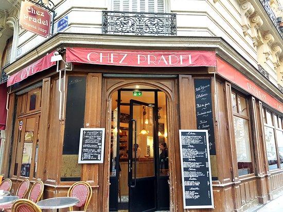 Pradel Restaurant Paris