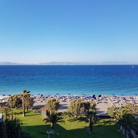 Sun Beach Resort Complex: view from room 512