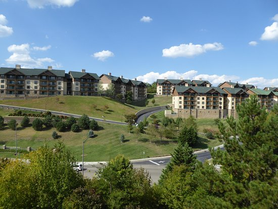 Wyndham Smoky Mountains: The Resort