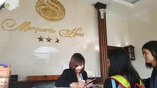 Marguerite Hotel: 20161029_065741_large.jpg