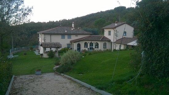 Country House il Faeto: entrata principale