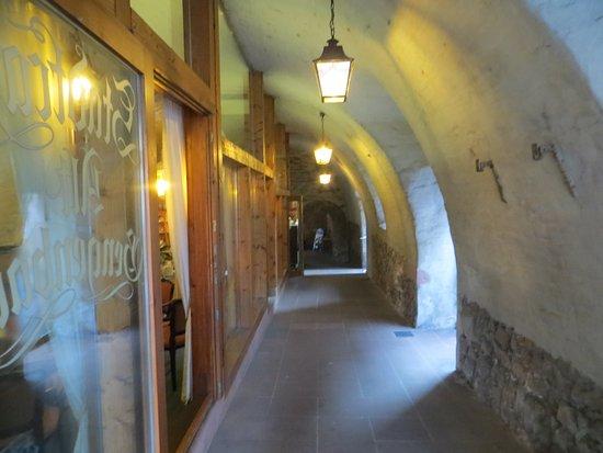 Stadtcafe Am Storchenturm Zell Am Harmersbach Restaurant