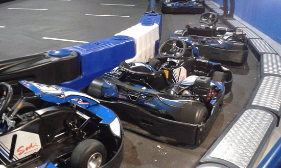 Rogue Racing Aylesbury: The New Karts
