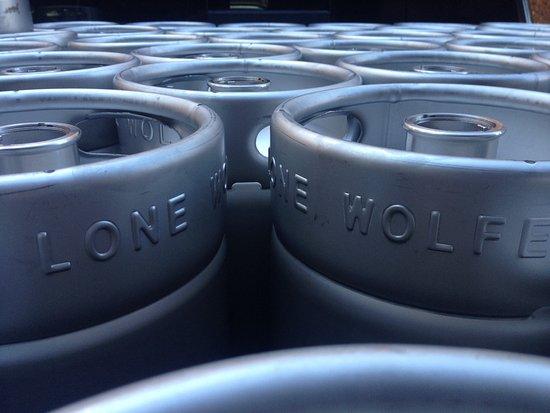 Wolfeboro, New Hampshire: kegs