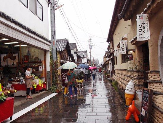 Mamedamachi Shopping Street: P9281859_large.jpg