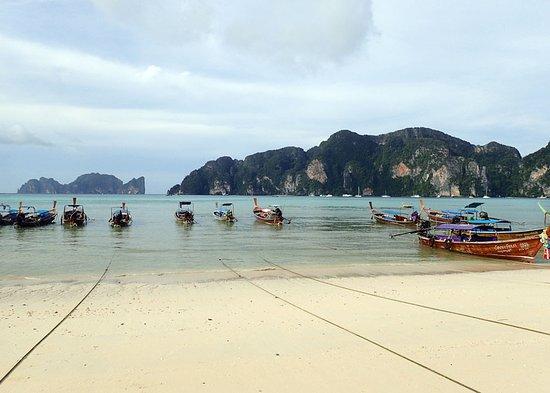 Bay View Resort: This island has beautiful views.
