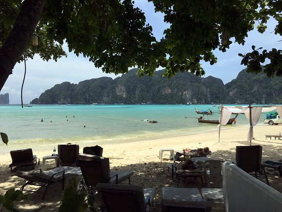 Bay View Resort: Only views.