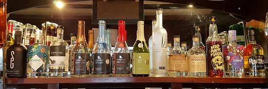 Cutty Sark: Our huge selection of local spririts