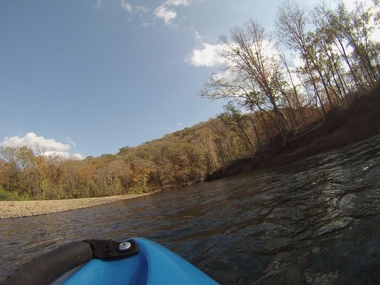 Current River Canoeing Missouri