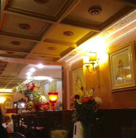 Hotel Vittoria: Sala piano -1