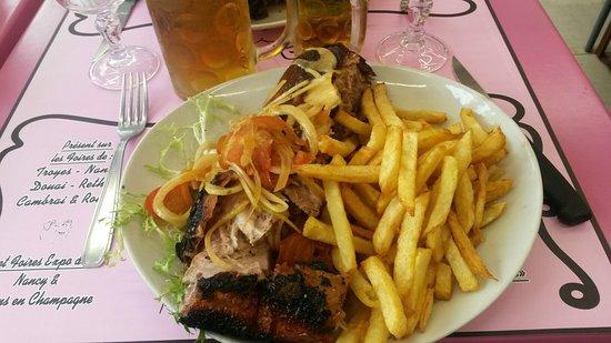 Au Feu De Bois Maison Hector Le Petit Quevilly Restaurant Avis