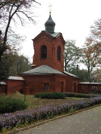 Pirogov's Masoleum - St.Nicolas Church