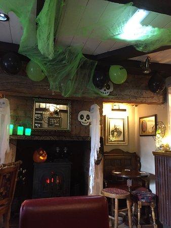 Childer Thornton, UK: Happy Halloween 🎃