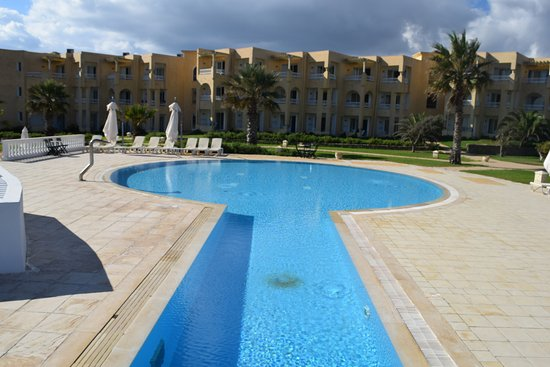 Cap-Bon Kelibia Beach Hotel & Spa Photo