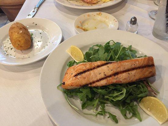 Briarcliff Manor, نيويورك: Orfino's Restaurant