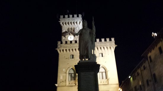 City of San Marino, San Marino: Palazzo Pubblico