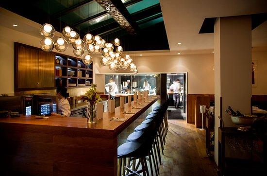 Photo of Modern European Restaurant Pollen Street Social at 8-10 Pollen Street, London W1S 1NQ, United Kingdom