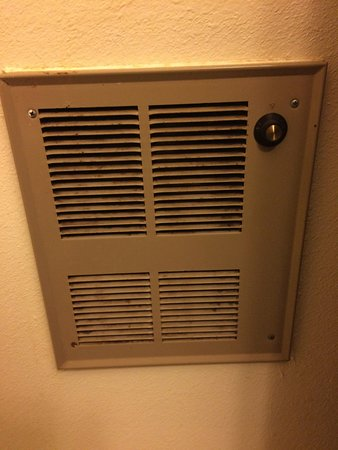 Zumbrota, MN: Non-working dirty heater
