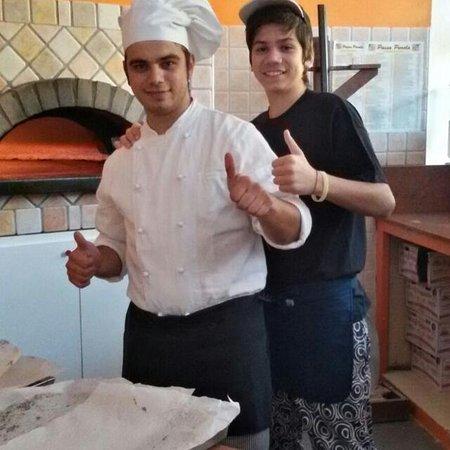 Salboro, อิตาลี: Pizzeria Passaparola