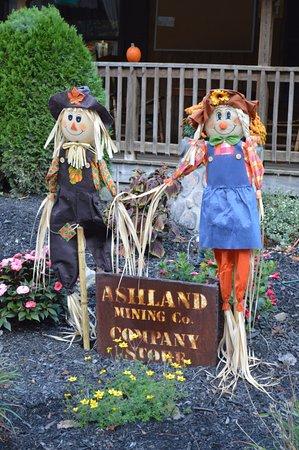 Ashland Resort : The welcoming committee...