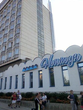 Не плохой отель.