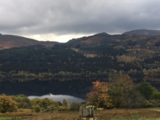 Strath Tummel, UK: Loch Tummel View