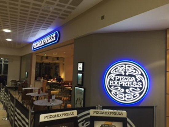 Pizza Express Solihull Unit 52a Management Office Upper