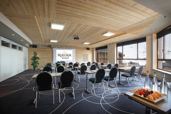 Hotel Koh-I Nor : salle de séminaire