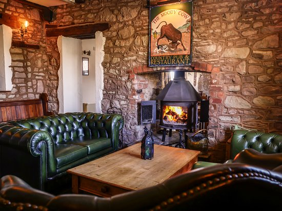 Upton Bishop, UK: Cosy Lounge