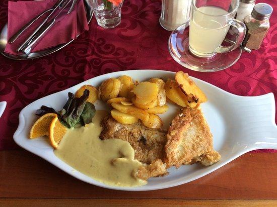 Cafe am Fischmarkt: Panfisch