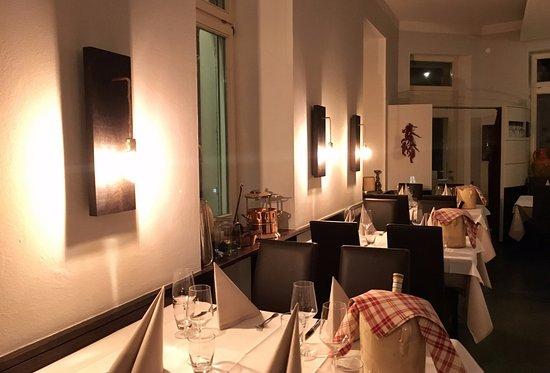 L'Oliva die Trattoria: Das Restaurant nach der Renovierung